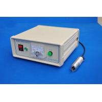 China 50 KHz Small Automatic Ultrasonic Spot Welding Machine For ID Card / RF Card on sale