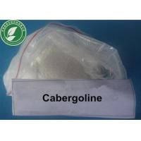 Wholesale 99% Purity Cabergoline Androgenic Anabolic Steroids Powder 81409-90-7 for Treatment Parkinson from china suppliers