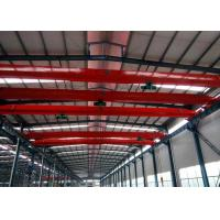 Wholesale Large Span Heavy Steel Structure Factory Workshop With Crane For Manufacturing Companies from china suppliers