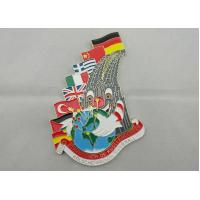 Wholesale Custom Zinc Alloy Kolsche Frunde Carnival Medal with Soft Enamel, Gold Plating, Die Cast from china suppliers