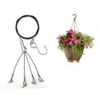 Wholesale 1.5mm Four Foot Steel wire Hanging Kits For Hanging Planters/Flower Pot from china suppliers
