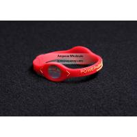 Wholesale Energy balance band/energy power balance wristband/power balance bracelet from china suppliers