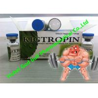 Wholesale Kigtropin Hgh Anabolic Steroids 100iu / Kit , 10 Kits Human Growth Hormone Bodybuilding from china suppliers