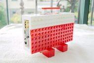 Wholesale Lego Style Enclosure for pcDuino v1 from china suppliers