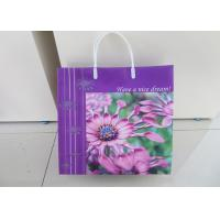 Wholesale Die Cut Handle Plastic Gift Bags Packing Personalised For Shopping from china suppliers