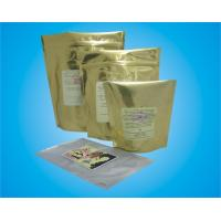 Wholesale Plastic Stand Up Custom Printed Coffee Bean Packaging Bags With Zipper from china suppliers