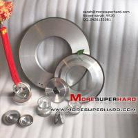 Wholesale 915x50x305x10mm resin bond diamond/cbn wheel for cast iron  sarah@moresuperhard.com from china suppliers