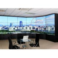 Wholesale Indoor advertising display curved video wall  RS232 , HDMI , DVI Signal interface DDW-LW4602 from china suppliers