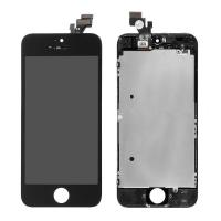 For OEM Apple iPhone 5 LCD Screen and Digitizer Assembly Original - White - Grade A+