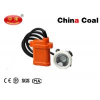Buy cheap Mining Safety Equipment High Power LED Mining Safety Cap Lamp for Coal Miner Lighting Tools from wholesalers