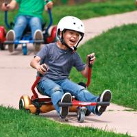 Wholesale Safe Holder Stand Youth Racing Go Karts , Hover Kart For Hoverboard from china suppliers