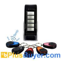 Wholesale Wireless Key Finder Set with 1 Transmitter & 5 Receivers (20 M, Lightweight) from china suppliers
