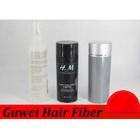 Buy cheap Bulk Keratin Hair Building Fibers , Natural Hair Products For Thin Hair from wholesalers