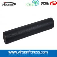 Wholesale Ningbo Virson Exercise solid EVA foam Roller , massage roller. from china suppliers