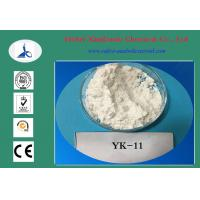 Wholesale Anabolic YK11 Sarms Peptides Raw Hormone Powders For Fat Loss / Muscle Gain 1370003-76-1 from china suppliers