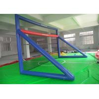 Quality Custom Design Waterproof Outdoor Inflatable Sports Games For Football Pitch for sale