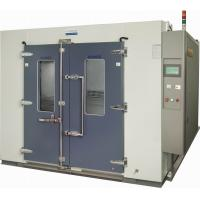 Wholesale 43.3 Cubic Customized Programmable Walk-in Environmental Test Chamber from china suppliers
