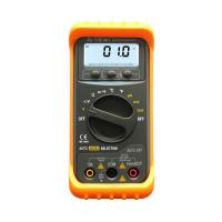 Wholesale portable Auto Range Digital Multimeter manual ​Blue 320Ω - 32MΩ from china suppliers