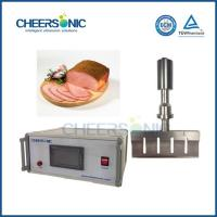 Wholesale Hand Held Ultrasonic Food Cutting Machine For Cooked Meats Fish UFC255 from china suppliers