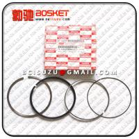 Wholesale TPB23 6SD1 Isuzu Fvr Parts Piston Ring STANDARD SET 1121210942 1-12121094-2 from china suppliers