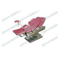 Wholesale Adjustable Medical Surgery Gynecology Table , Electric Hydraulic Operating Table from china suppliers