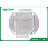 Wholesale High Lumen Cob Led Grow Light 100w Led Multichip BridgeLux / Epileds Chip from china suppliers