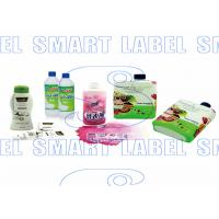 Wholesale Flexo Printing PET Shrink Labels for Canning Food / Water Ten Colors from china suppliers