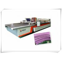 Wholesale Intelligent Cutting Blade Automatic Cloth Cutting Machine For Suitcase / House Hooding from china suppliers