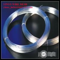 Wholesale Galvanized Wire 10g Zinc Coating Q195 White Zinc  from china suppliers