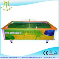 Wholesale Hansel 2017 new designs kids entertainment game machine indoor air hockey game from china suppliers