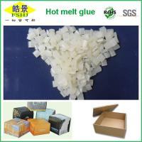 Wholesale Light Yellow Hot Melt Packaging Adhesive For Case Sealing With No Drawing from china suppliers