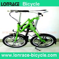 """Wholesale 16"""" folding bike lightweight from china suppliers"""