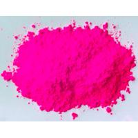 Wholesale Rose Red Fluorescent Pigment use in resin and varnish and paints for leather and cloths from china suppliers