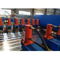 Wholesale Wall Sheet Steel Silo Roll Forming Machine / Silo Side Panel Roll Forming Equipment from china suppliers