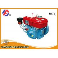 Wholesale Single Cylinder Engine Micro Diesel Engine 4HP R170 for hand tractors / power tillers from china suppliers