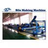 Buy cheap Carbon Steel Grain Storage Bin Roll Former Machine machine from wholesalers