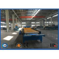 Wholesale 50HZ 3 Phase Roofing Sheet Roll Forming Machine / Metal Forming Machinery from china suppliers