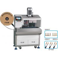 Wholesale China Supplier Automatic SPT Wire Stripping Vase Terminal Crimping Machine (SD-3000S) from china suppliers