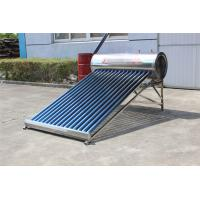 Wholesale Stainless Steel Low Pressure Solar Water Heater from china suppliers