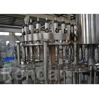 Wholesale Professional Pure Mineral Water Bottling Equipment Monoblock Liquid Filling Machine from china suppliers