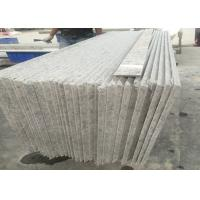 Quality Natural Stone Looking Quartz Composite Worktops , Custom Cut Stone Table Top for sale
