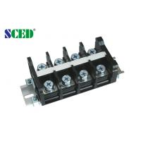 Wholesale PCB Barrier Terminal Block Connector For Switch , Power Supply 26.00mm , 600V 101A from china suppliers