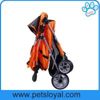 Quality Manufacturer High Quality Collapsible Pet Trolley Dog Stroller for sale