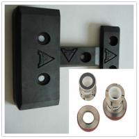 Wholesale Sliding Pad Carbon Fiber Slider , Lightweight Textile Machine Spare Parts from china suppliers