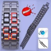Wholesale New LED Larva Watch from china suppliers