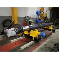 Buy cheap Hydraulic Cylinder Turning Rollers 10 Tonne Capacity With Foot Pedal Control from wholesalers