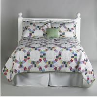 Wholesale Imitated Silk Full Quilt Bedding Set Constellation Style For Home Decor from china suppliers