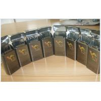 Wholesale 10 Sticks Embossed Vintage Cigarette Cases King Size Camel Metal Cigarette Box 100'S from china suppliers
