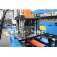 Quality Light Steel Keel Galvanized Stud and Track Roll Forming Machine For C Z U L W Shape for sale