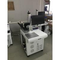Wholesale Wood Plastic Leather Co2 Laser Marking Machine / Portable Laser Marker from china suppliers